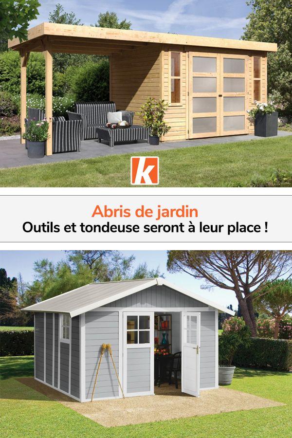 Vous souhaitez acheter un abri pour votre jardin afin d'abriter vos outils de …