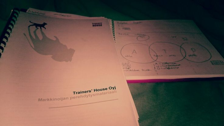 First day at Trainers House behind me. Doing some homework for tomorrow. #day27of365