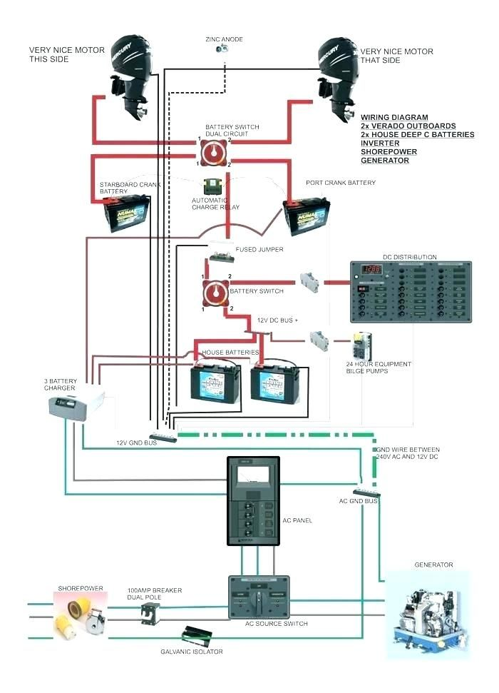 Boat Fuse Panel Wiring Diagram Free Download