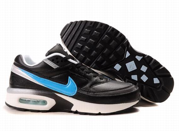 cheap for discount 49dff 9da12 ... Amazing price Mens Nike - Air Max 91 Classic BW Black White Blue