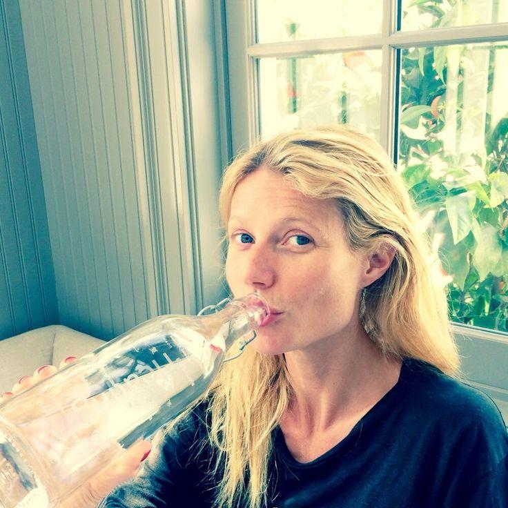 No Make up Gwyneth Paltrow