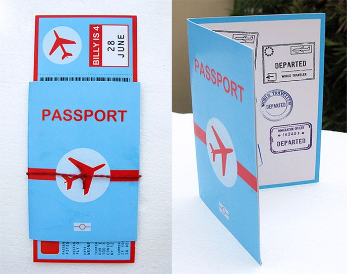 Best Go Jetters Cake Images On   Passport Airplanes