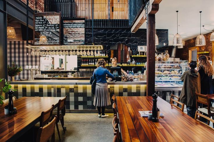 The newly opened Vogel Street Kitchen