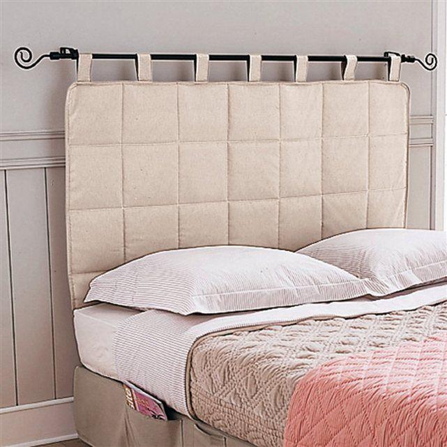 25 melhores ideias de cabeceira acolchoada no pinterest. Black Bedroom Furniture Sets. Home Design Ideas