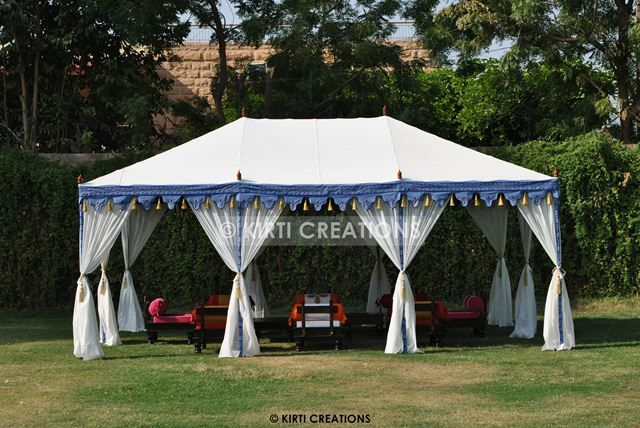 Special Wedding Tent  http://www.mughaltents.com/blog/special-wedding-tent