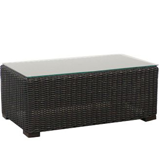 """Riviera Coffee Table BY CASUALIFE D 24"""" W 44"""" H 18""""  Cahaba"""