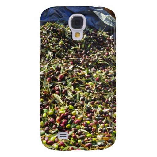 Olive collection galaxy s4 case