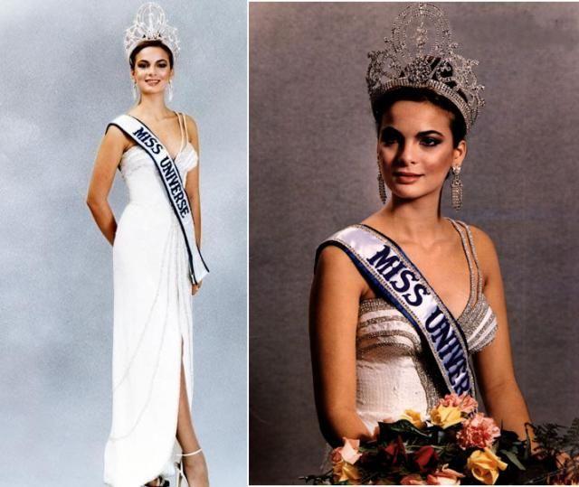 Maritza Sayalero Miss Universo 1979-Nuestra Primera Miss Universo