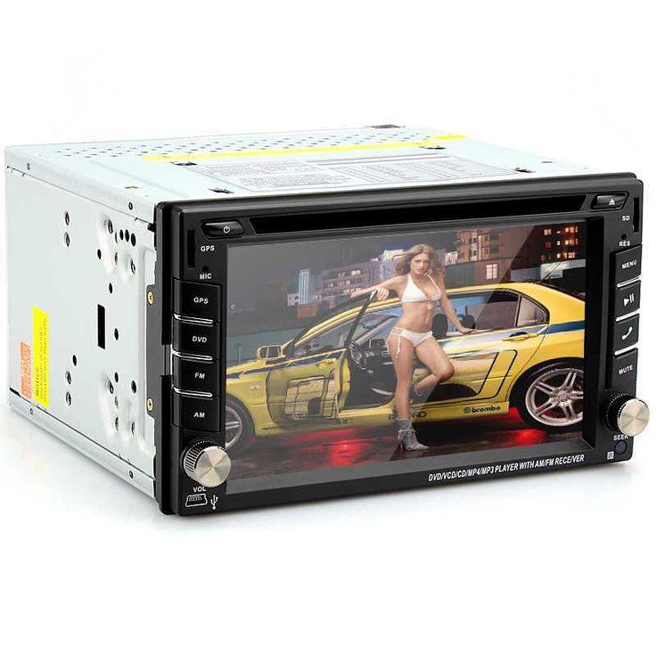 2 DIN 6.2 Inch Universal Car DVD Player #bluetooth_car_stereo #car_audio_system #car_audio_systems #car_cd_player #car_dvd_player_for_sale #car_entertainment_system #car_radio #car_stereo_bluetooth #car_stereo_systems #cd_player_for_car #cheap_in_car_dvd_player #double_din_stereo #dvd_car_stereo