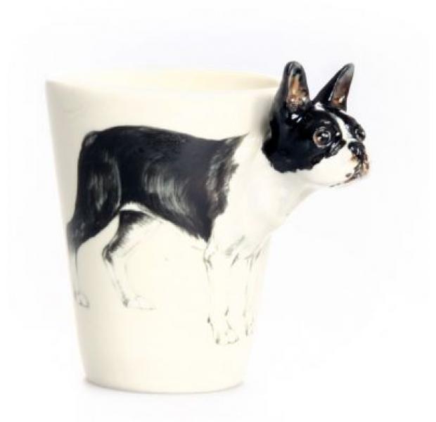 boston mug. oh, boy.3D Doggie, Blue Witches, Gift Ideas, Boston Bull, Fun Stuff, Things,  Boston Terriers, Animal, Mugs
