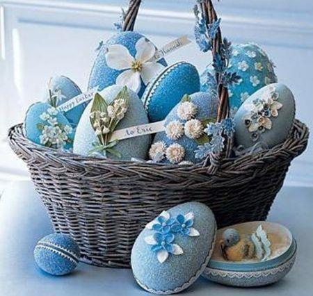 Húsvét - kék, húsvét, csendélet, nyaralás, fotózás