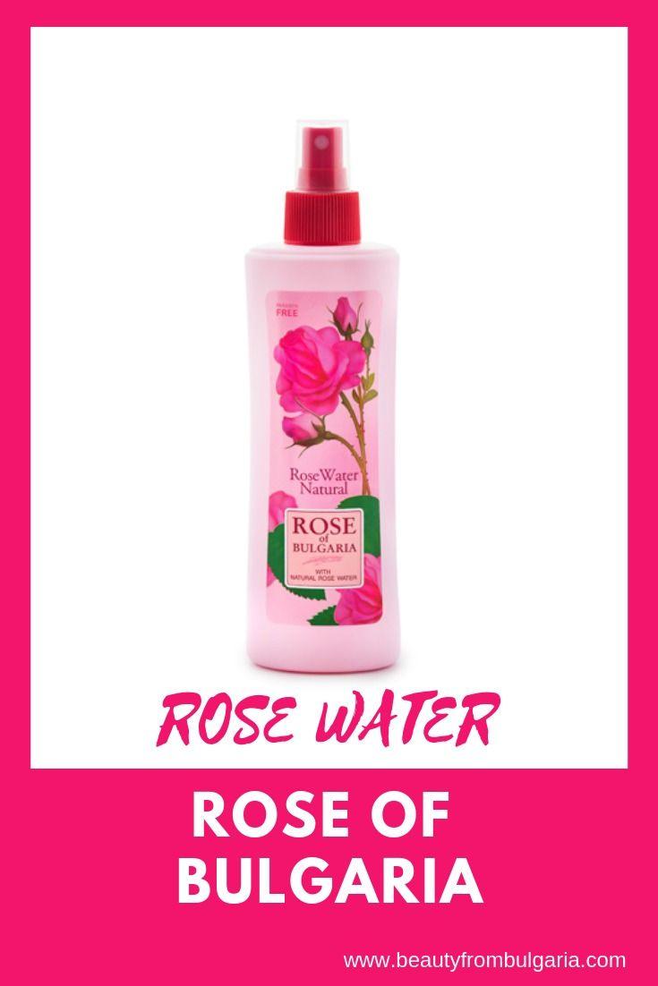 Biofresh Rosewater Rose Of Bulgaria Rose Water Natural Rose Water Rose
