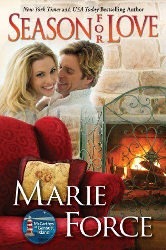 Season for Love (McCarthys of Gansett Island Series, Book 6) by Marie Force, http://www.amazon.co.uk/dp/B0088PM2GE/ref=cm_sw_r_pi_dp_oGD9ub0G8APFV