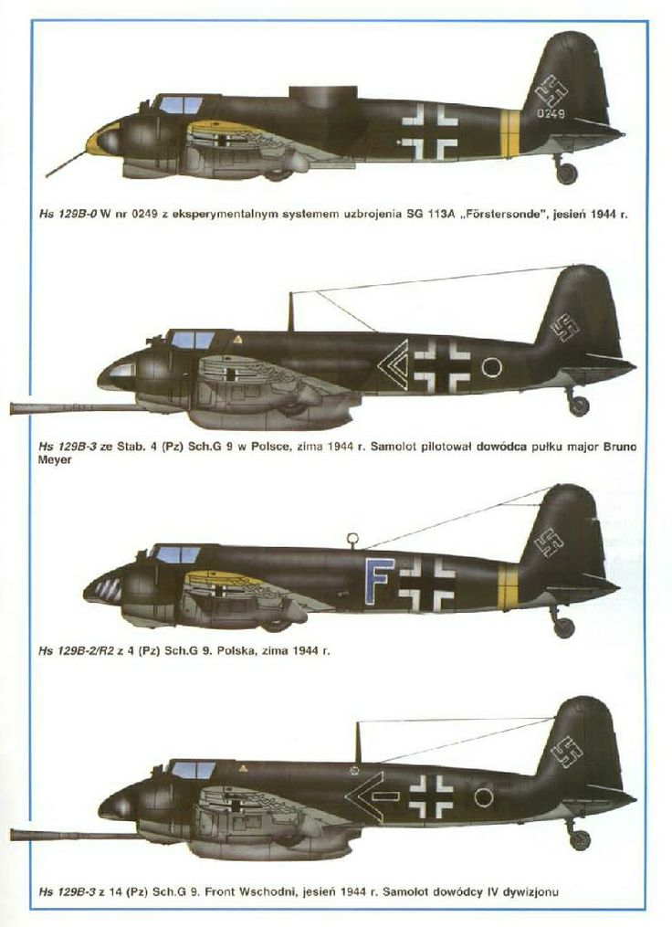 129 Best Best Gifts For 6 Year Girls Images On: 69 Best Planes - Henschel Hs-129 Images On Pinterest