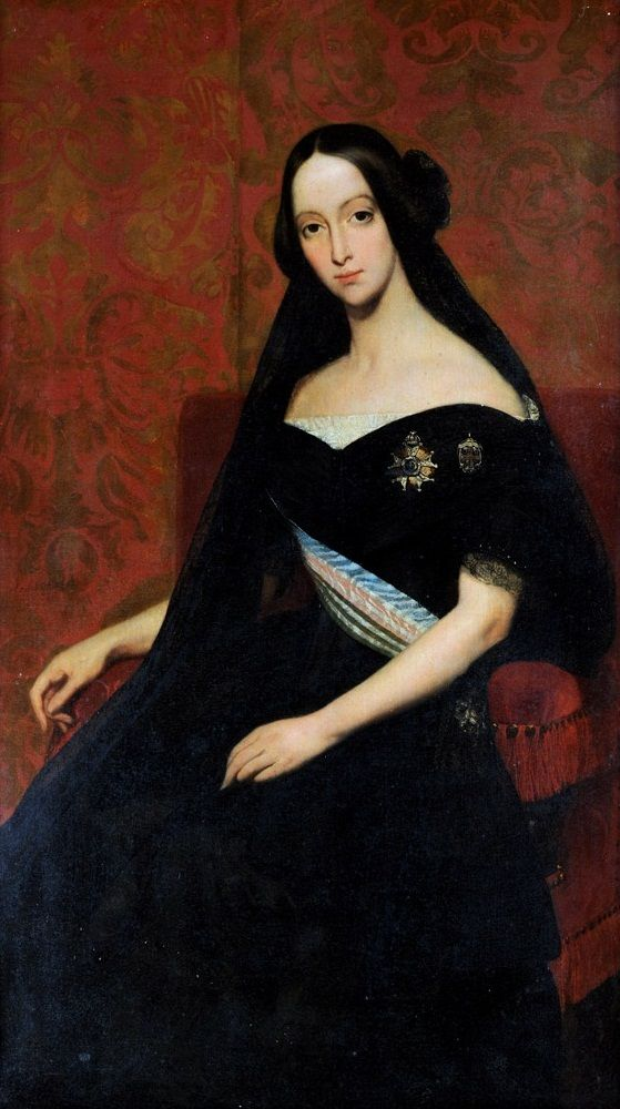 Princess Francisca of Braganza was a Brazilian princess, the daughter of Emperor Pedro I of Brazil, a member of the ruling family of Portugal, and his Queen, the Archduchess Maria Leopoldina of Austria.