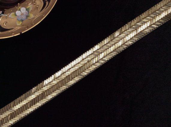 Bridal Belt Gold Wedding Sash Thin Gold Belt. por BestFriendBridal
