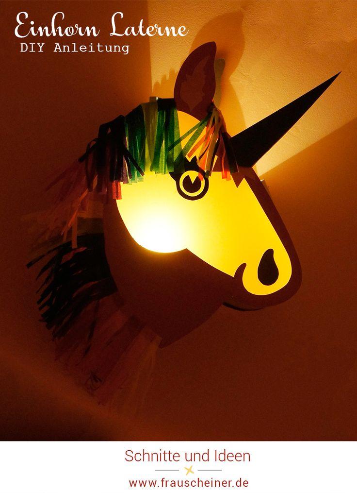 184 besten inspiration einhorn unicorn bilder auf for Einhorn deko basteln