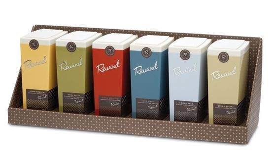 Rewind Coffee. #coffee #desgin