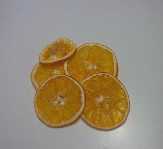 Società Agricola Malbosca: Fette d'arancia