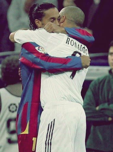 Ronaldo-Ronaldinho