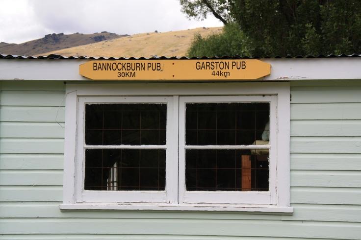 Pub to Pub - Nevis Valley, Central Otago