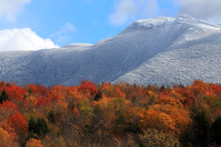 New England Fall Wallpaper Underhill Vermont Looking At Mt Mansfield Vermont In