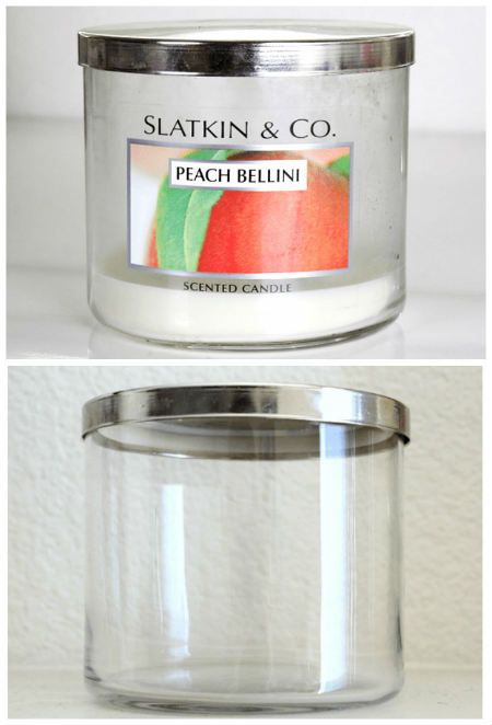 How To Clean Out Candle Jars The Correct Way To Repurpose Them