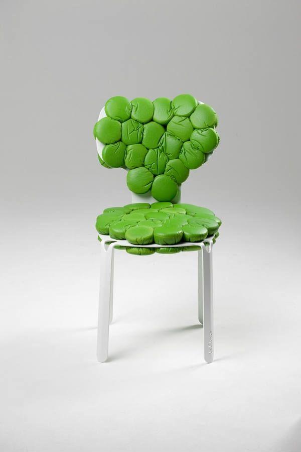 Der vitruvianische Mensch als Inspiration für innovatives Stuhl - designer gartenmobel kenneth cobonpue
