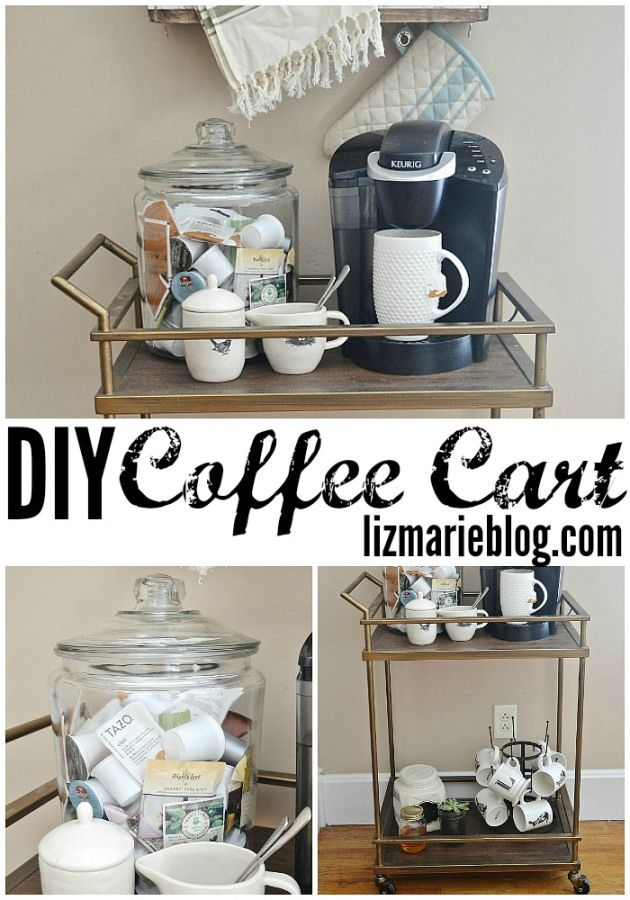 25 Best Ideas About Coffee Carts On Pinterest Coffee