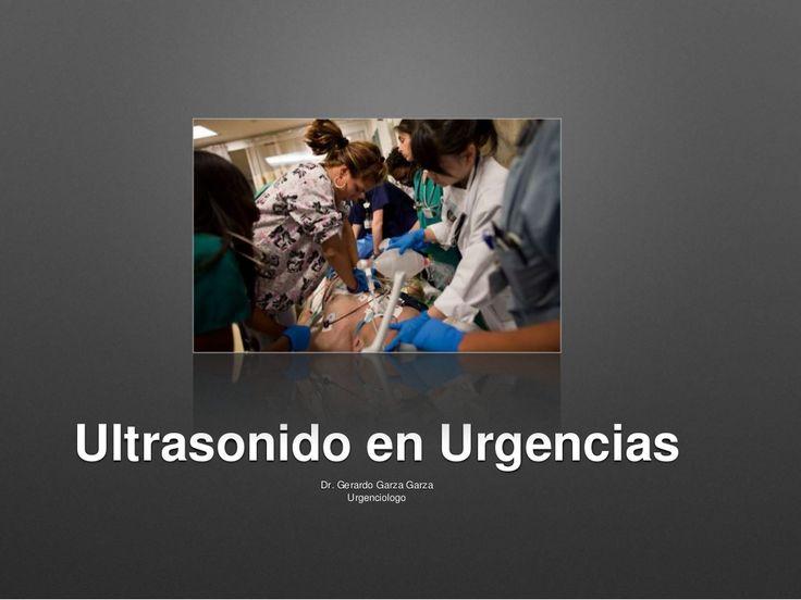 Ultrasonido en la Sala de Emergencias by yayo3 via slideshare