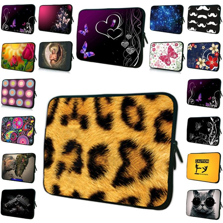 12.8 11.6 9.7 8.0 17.4 inch Fashion Dots Design Laptop Cases 13 15 17 14 10 12 13.3 7 inch Neoprene Sleeve Laptop Bags For Asus #Affiliate