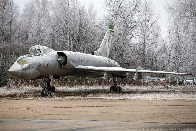 In West, more commonly used designation for this aircraft was Tu-28. Photos by Marina Lystseva