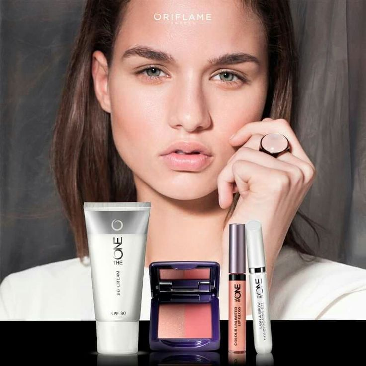 Be natural| The One. By Oriflame Cosmetics
