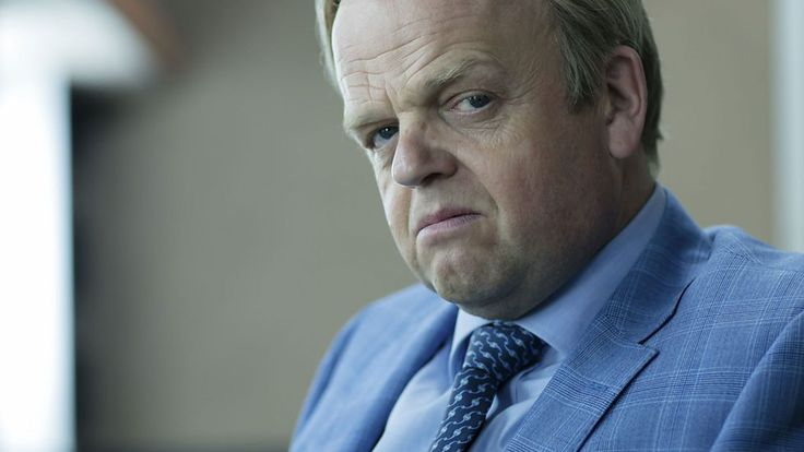 Culverton Smith (played by Toby Jones)