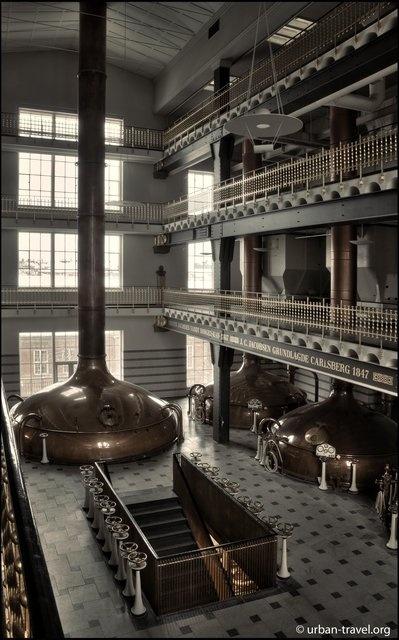 The Carlsberg Brewery