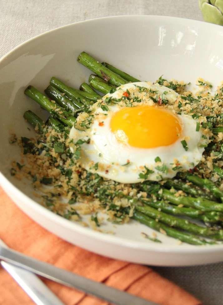 Pan Roasted Asparagus Recipe by Giada De Laurentiis | GiadaWeekly.com