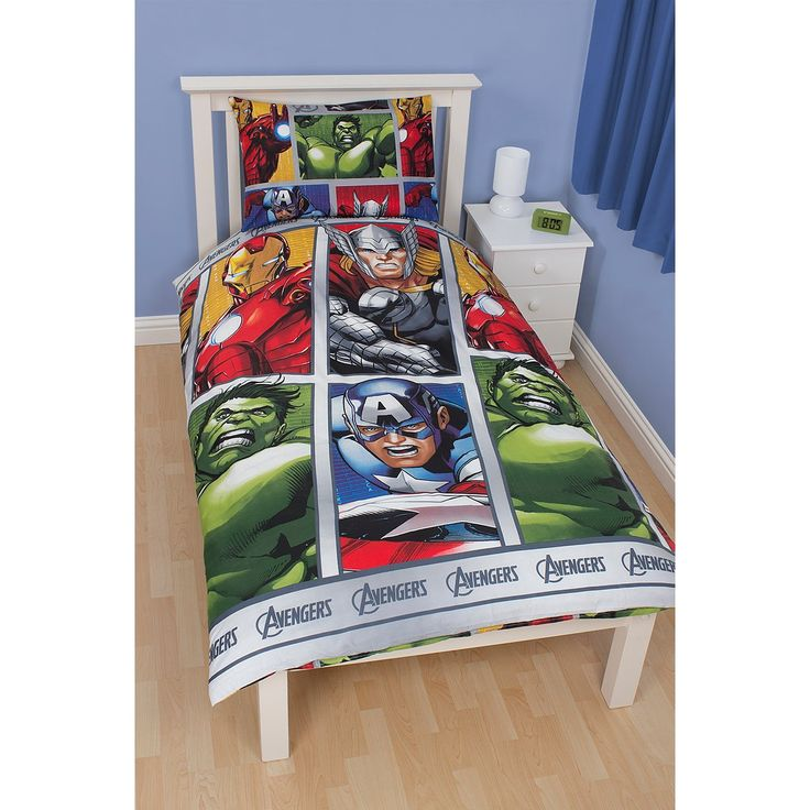 Buy Marvel Avengers Bedroom Range from our Bedding range today from George at ASDA.