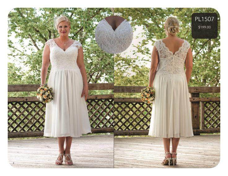 Plus Size Bridal With Sydneys Closet