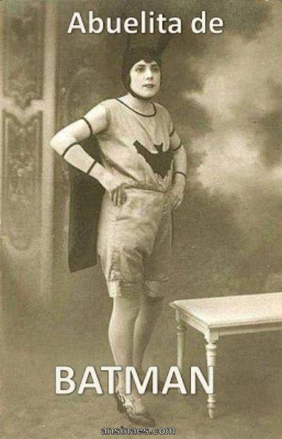 abuelita uniforme