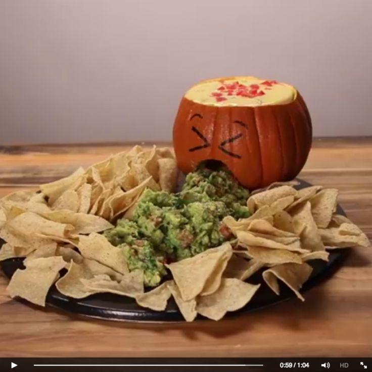 Vidéo: Préparez le plat parfait pour un apéro Halloween (Femmes d'Aujourd…