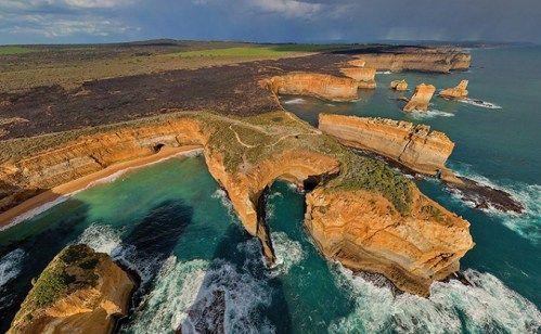 On İki Havari Kayalıkları, Victoria, Avustralya
