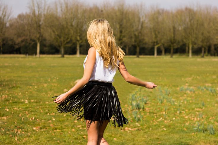 Flying fringe skirt. Now available @ www.myfavouritemusthaves.com