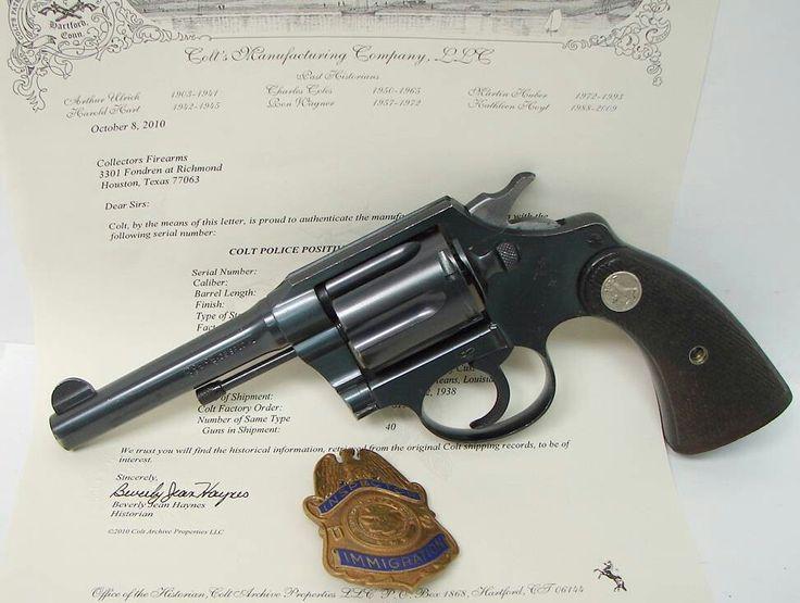 Colt Police Positive - .38
