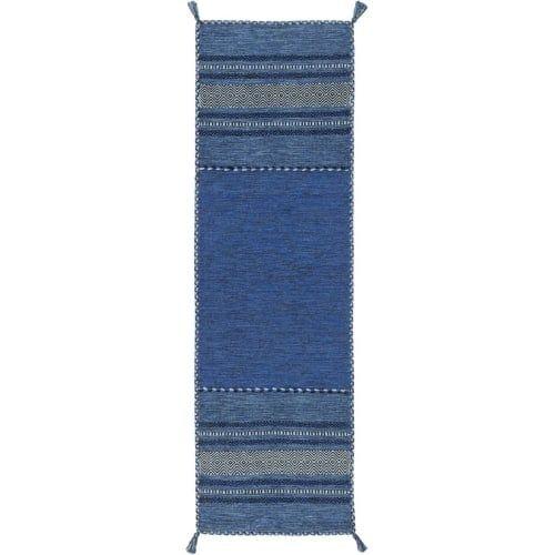 Surya TRZ3003-268 Trenza 3' x 8' Runner Cotton Hand Woven Southwestern Area Rug