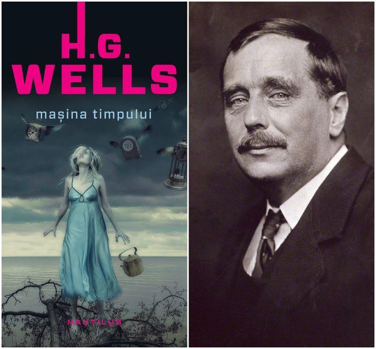 HG Wells Masina Timpului