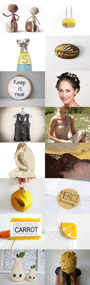 Keep It Real by jannio on Etsy--Pinned+with+TreasuryPin.com