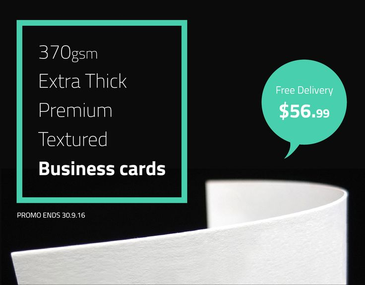 Hot Deals Today! Purchase 200 Business Cards for $56.99 only. Inquire now! Valid till 30th of Sept.