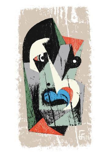 Paper-works - Fane Flaws artwork details