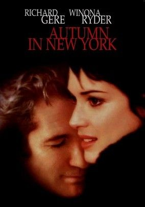 Autumn in New York is romantic film directed by Joan Chen, an actress I highly respect for her acting. However, the old adage of actors directing a film is a dicey affair applies here. While storyline is interesting and Winona Ryder did a decent job, there was no chemistry between the two leading actors, Ryder and Richard Gere. I wouldn't really recommend this movie to anyone.