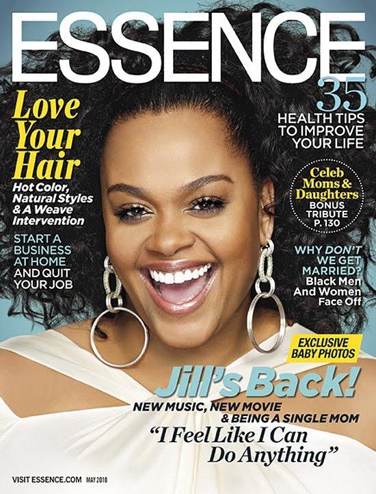 Jill Scott Essence Magazine May 2010